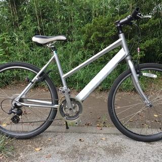 クロスバイク ブリヂストン ORDINA A7 NA748 シルバー
