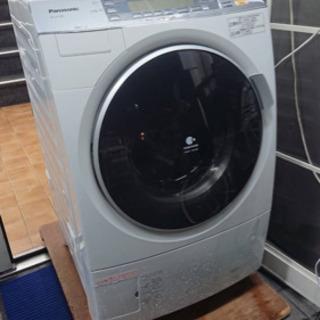 ドラム式洗濯乾燥機 パナソニック NA-VX7200L 2012...