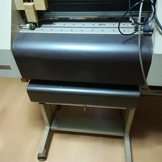 古典なシャープ芯0.5と0.3mmプロッター