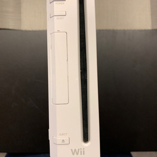 Wii 本体のみ