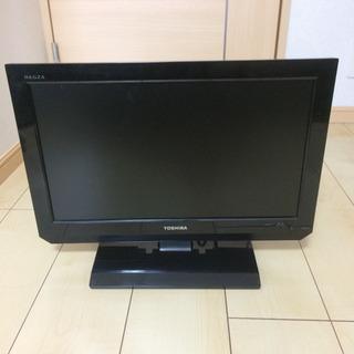 東芝REGZA 19インチ 液晶テレビ
