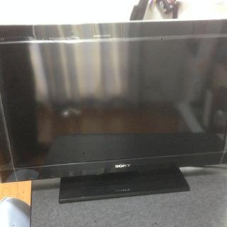 SONY 液晶テレビ 32型ジャンク HDD内蔵