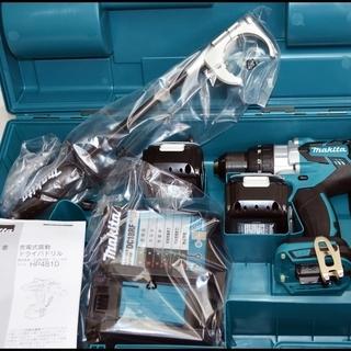 新品 マキタ HP481DRGX 18V 6.0Ah 充電式振動...