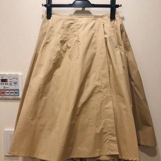 REDYAZEL🍒バックティアード巻きスカート