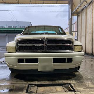 値下げしました!ダッジ ラムトラック エアサス V8  8ナンバー!!