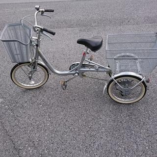 三輪ワゴン自転車(ブリヂストン)