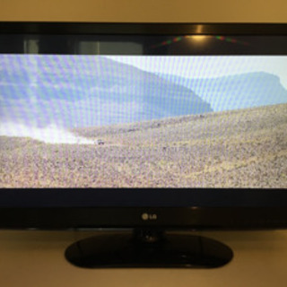 【美品】LG 32V型 Smart TV