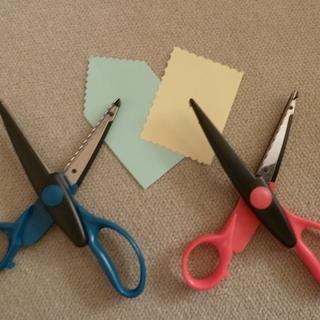 ハサミ&折り紙セット