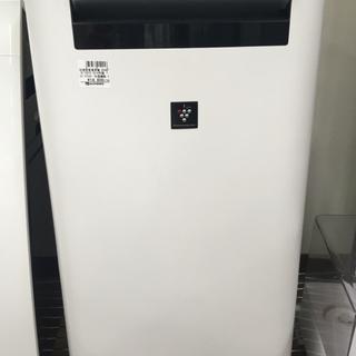シャープ 加湿空気清浄機 2016年製 KI-GS70