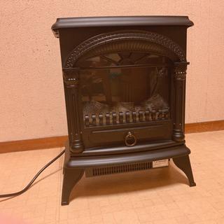 暖炉型 電気ストーブ