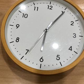 ニトリ 壁掛け時計