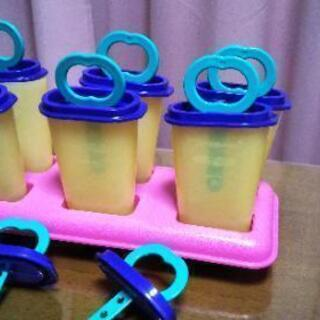 ◆タッパーウェアのアイスキャンディーメーカー◆