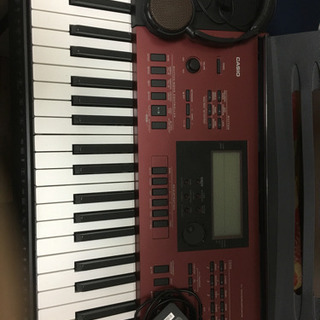 カシオ ハイグレードキーボード(61鍵) CTK-6250+スタンド