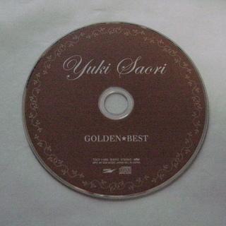 CD  *由紀さおり ゴールデンベスト*