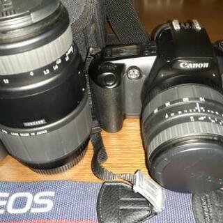 Canon EOS Kiss 一眼レフ フイルムカメラ