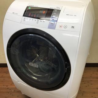 日立 ドラム式洗濯乾燥機 BD-V5700L ビッグドラム 洗濯...