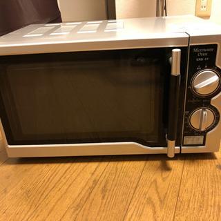 電子レンジ オーブンは使えません