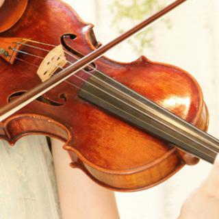 バイオリンのレッスン生徒募集