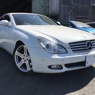 ☆大幅値下げ☆Mercedes Benz CLS350☆ディラ―...