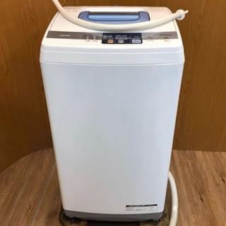 日立/5kg洗濯機/NW-5MR/風乾燥搭載 2ステップウォッシ...