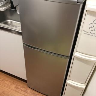 冷蔵庫あげます。(一人暮らし用 137L メーカー:sanyo)