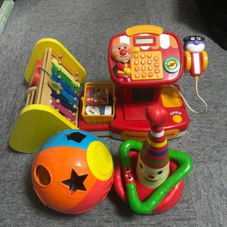 アンパンマン玩具他知育玩具 複数