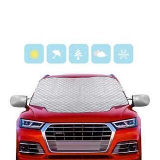 自動車用フロントガラスカバー(日差し・凍結防止)
