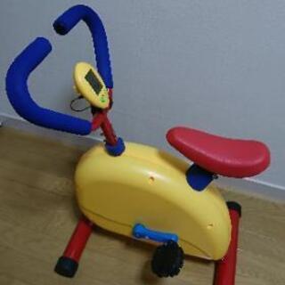 子供用エアロバイク