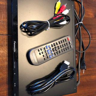 パナソニックDVD-S500  プレイヤー