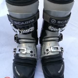 【スキーテレマークブーツ】Scarpa スカルパ T1 x2
