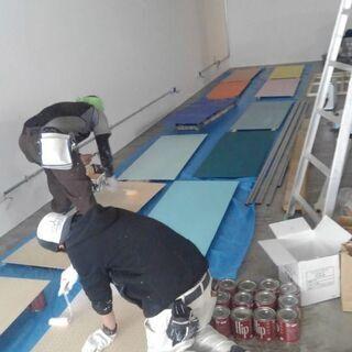 【日給8000円から】静岡県東部   建築塗装  未経験者歓迎