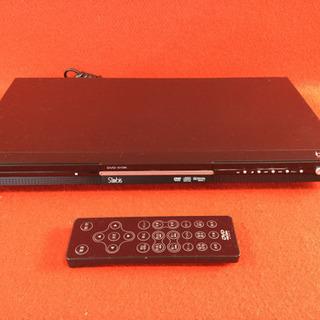 アズマ DVDプレーヤー DVD-515K リモコンあり