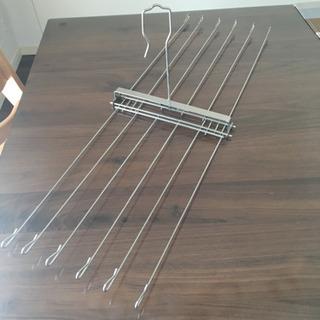 折りたたみ式 タオルハンガー