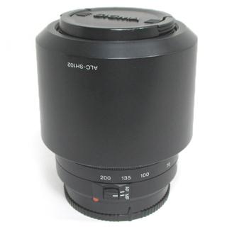 SONY デジタル一眼カメラ α用レンズ SAL55200-2 ...