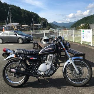 グラストラッカー   250   オートバイ − 徳島県