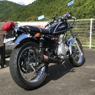 スズキ 250  バイク グラストラッカー