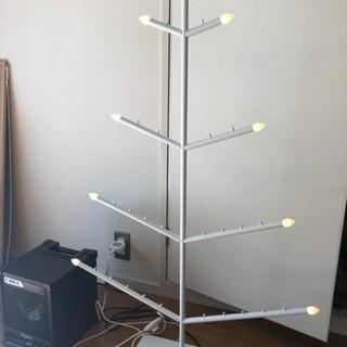 クリスマスツリー ライト 間接照明 ikea