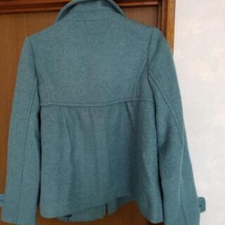 今日なら半額!未使用! きれいなグリーンのジャケット!