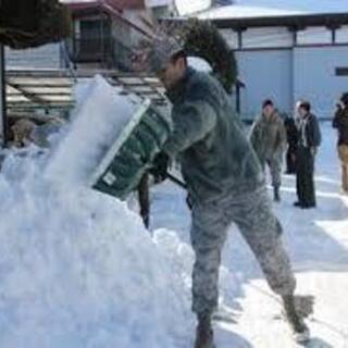 冬季人気の日払い・週払い可能!! 冬限定の除雪業務