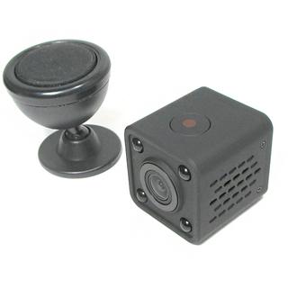 アキバカムオリジナルWi-Fi機能搭載 高画質キューブ型カメラ ...