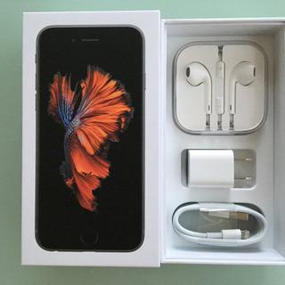 【未使用】iPhone6Sの箱と付属品一式