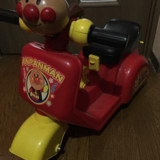 アンパンマン 三輪車?