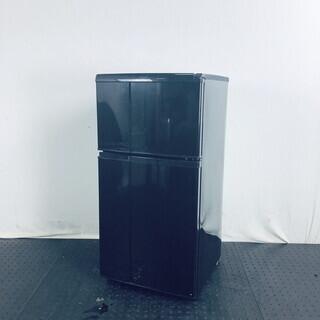 中古 冷蔵庫 2ドア ハイアール Haier 2011年製 98...
