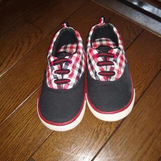 Lee スリッポン 靴 16センチ 新品