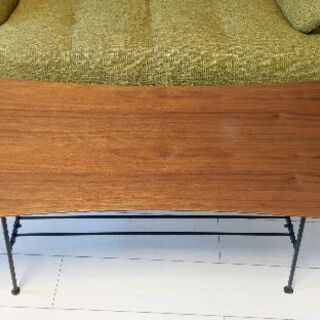 センターテーブル ウォルナット 幅100cm