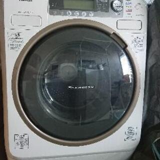 TOSHIBA洗濯乾燥機