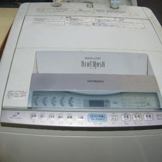 日立乾燥4,5キロ洗濯機8キロタイプ8kBW-D8FV高知市近辺...