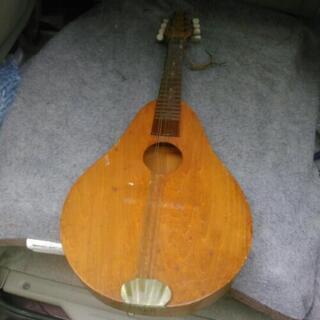 中古 弦楽器 ギター 洋梨型