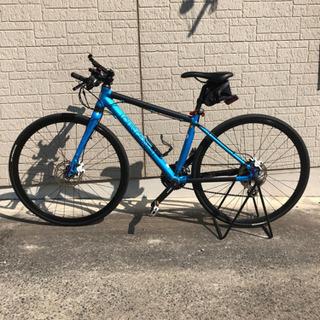 クロスバイク ルイガノ ブルー 420mm