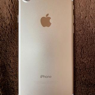 iPhone7   32GB  ゴールド